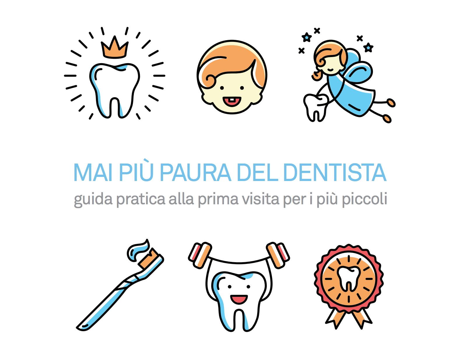 Guida Prima Visita Bambini dal Dentista - Studio Dott Ponchio Dentista Locarno